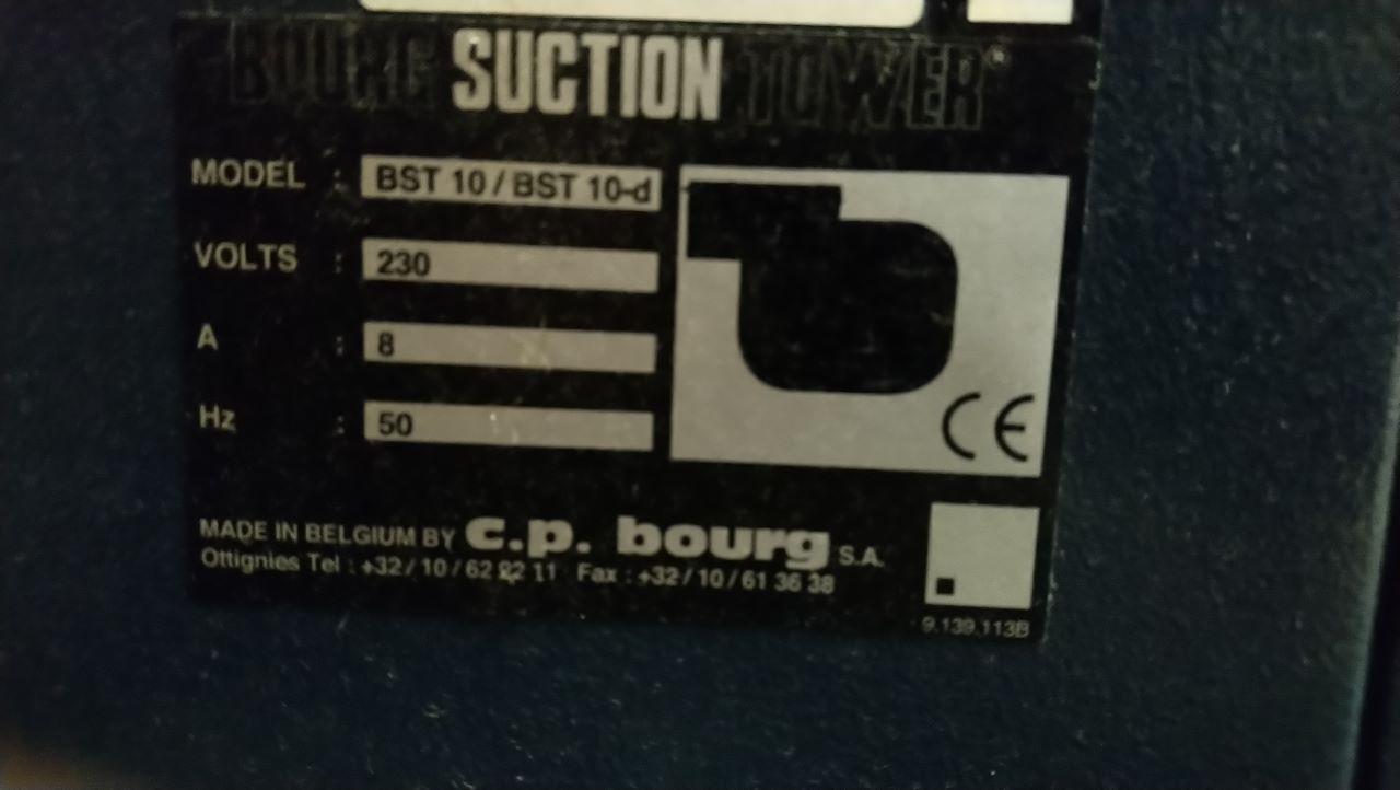 CP-BOURG BST 10, Year : 2012, ref.67825 | www.coci-sa.com/en | 67825n_2.jpg