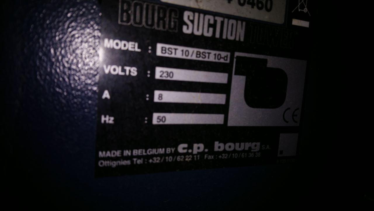 CP-BOURG BST 10, Year : 2012, ref.67825 | www.coci-sa.com/en | 67825n_3.jpg