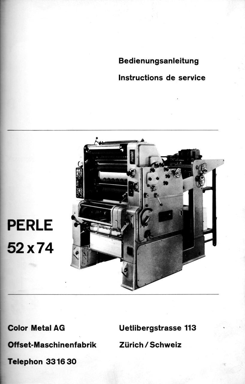 COLOR-METAL PERLE 127, Year : 1975, ref.67925 | www.coci-sa.com/en | 67925n_5.jpg