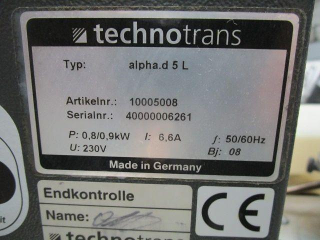 TECHNOTRANS Recirculation and Cooling, Year : 2008, ref.67972   www.coci-sa.com/en   67972n.jpg