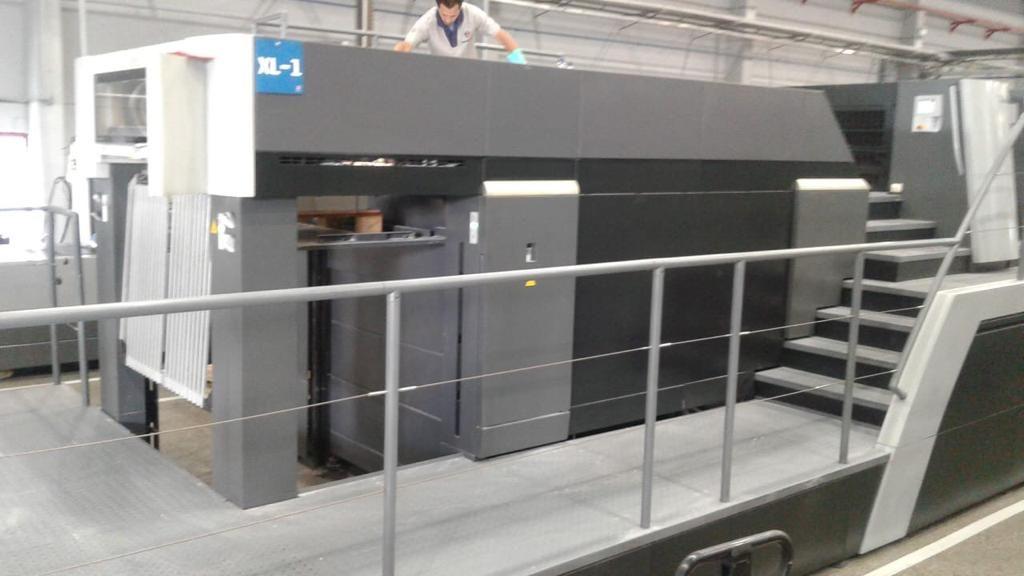HEIDELBERG XL 106 8 P L , Year : 2014, ref.68025 | www.coci-sa.com/en | 68025n_10.jpg