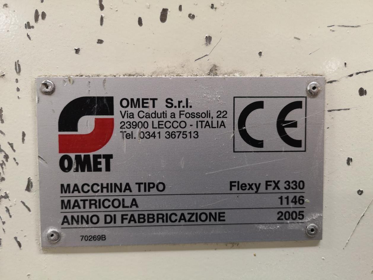 OMET FX 330, Year : 2005, ref.68028 | www.coci-sa.com/en | 68028n_6.jpg