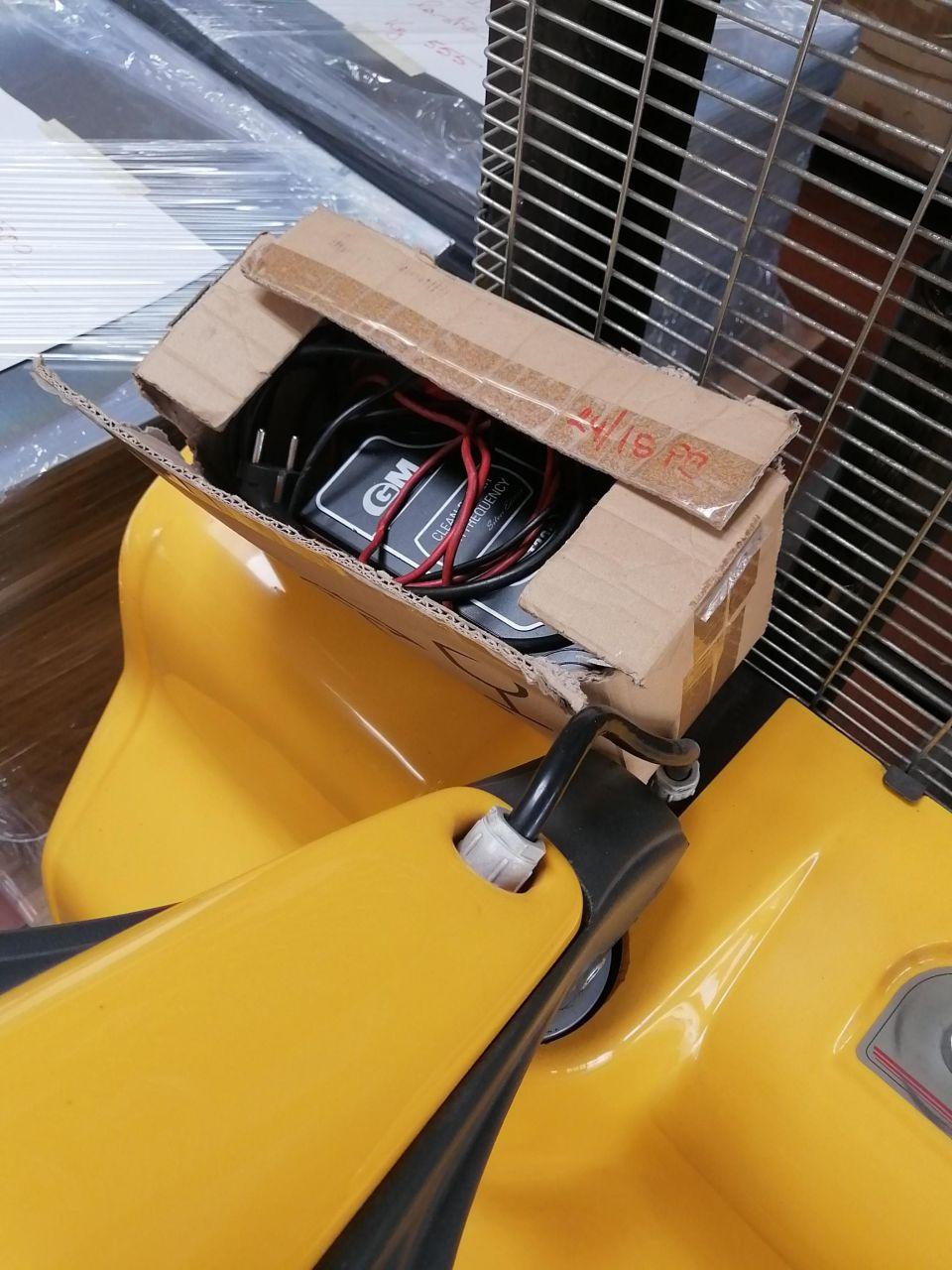 HANDLING-MATERIAL ELECTRIC PALLET TRUCK, 年份: 2006, ref.68308 | www.coci-sa.com/cn | 68308n_4.jpg