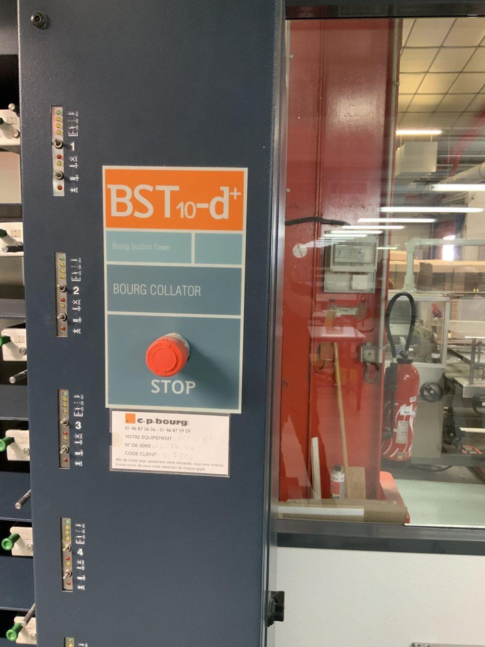 CP-BOURG BST 10, Year : 2005, ref.68412 | www.coci-sa.com/en | 68412n.jpg