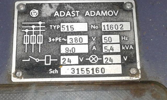 ADAST 515, Year : 1990, ref.68430 | www.coci-sa.com/en | 68430n_4.jpg