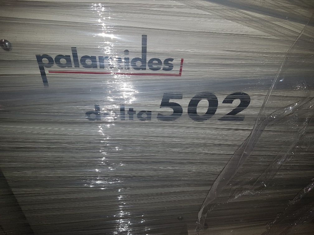 PALAMIDES DELIVERY DELTA, Ano: 2008, ref.68612 | www.coci-sa.com/pt | 68612n_1.jpg