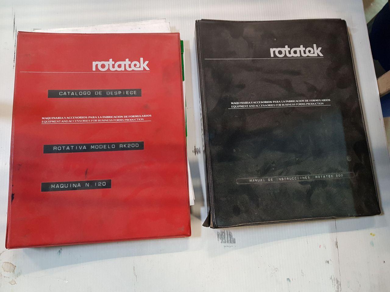 ROTATEK RK 200, Year : 1984, ref.68646 | www.coci-sa.com/en | 68646n_7.jpg
