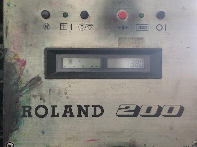 ROLAND 201 TOB, Year : 1990, ref.68693 | www.coci-sa.com/en | 68693n_2.jpg