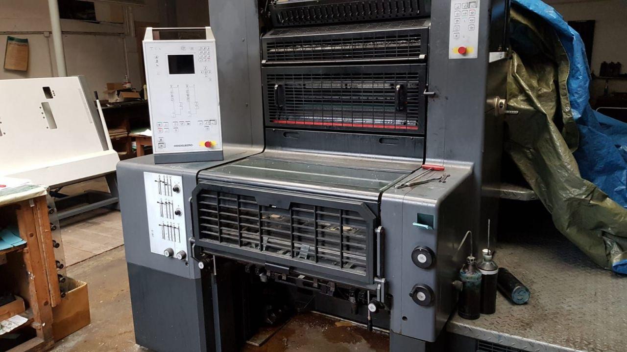 HEIDELBERG PM 74 2, Year : 2001, ref.68713 | www.coci-sa.com/en | 68713n_3.jpg