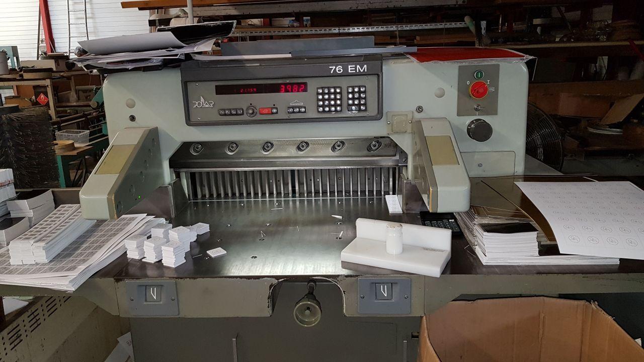 POLAR 76 EM, Year : 1994, ref.68762 | www.coci-sa.com/en | 68762n.jpg