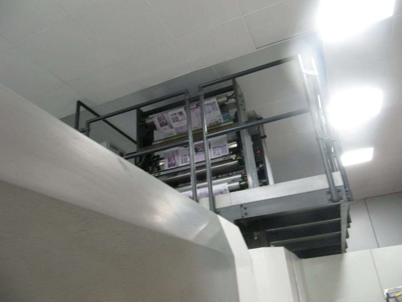 KOMORI SYSTEM 38 S, Jahr : 2011, ref.68788 | www.coci-sa.com/de | 68788n_2.jpg