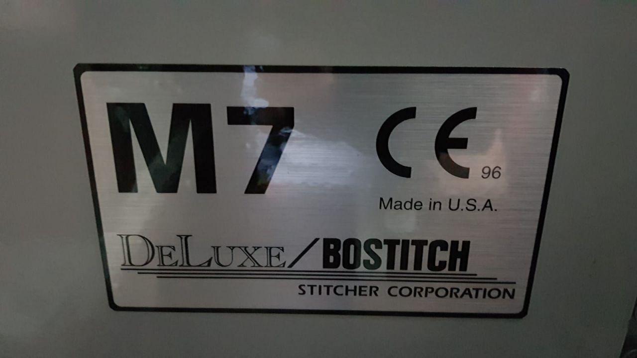 BOSTITCH DELUXE M7, Rocznik : 1996, ref.68849 | www.coci-sa.com/pl | 68849n_1.jpg