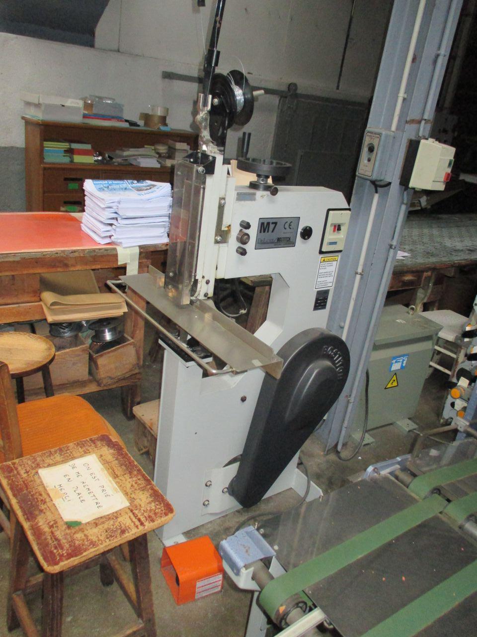 BOSTITCH DELUXE M7, Rocznik : 1996, ref.68849 | www.coci-sa.com/pl | 68849n_6.jpg