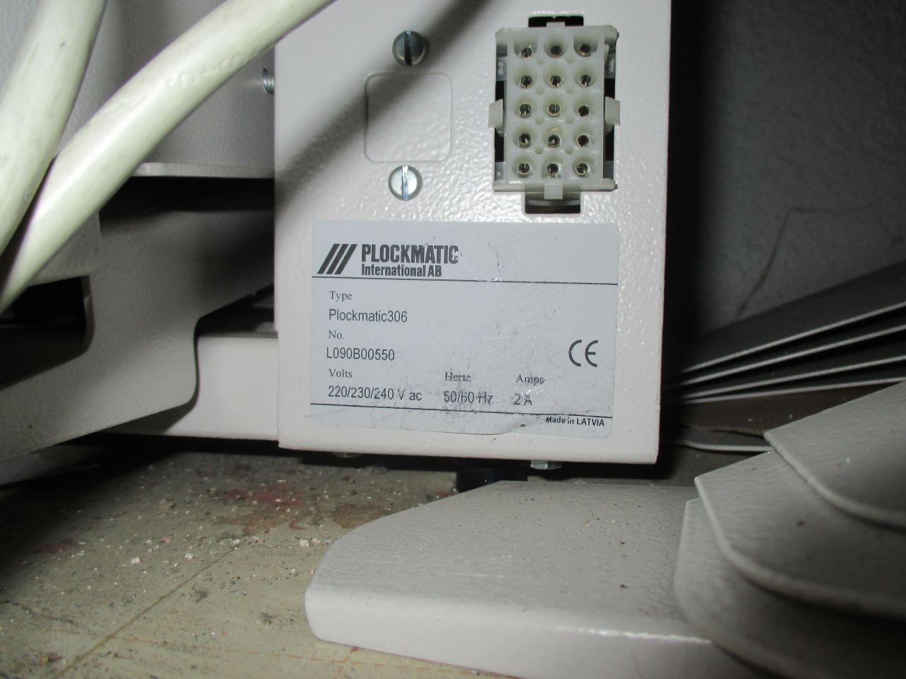 PLOCKMATIC 306, Year : 1995, ref.68856 | www.coci-sa.com/en | 68856n_4.jpg