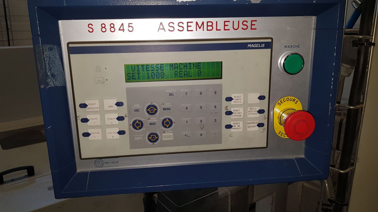 ASTER ASTRONIC, Year : 2006, ref.68877   www.coci-sa.com/en   68877n_11.jpg
