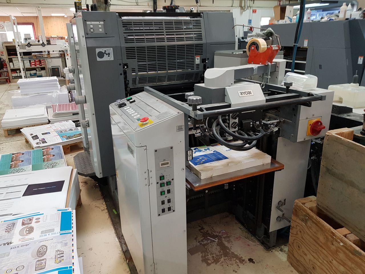 RYOBI 522 GE, Year : 2009, ref.69085 | www.coci-sa.com/en | 69085n_7.jpg