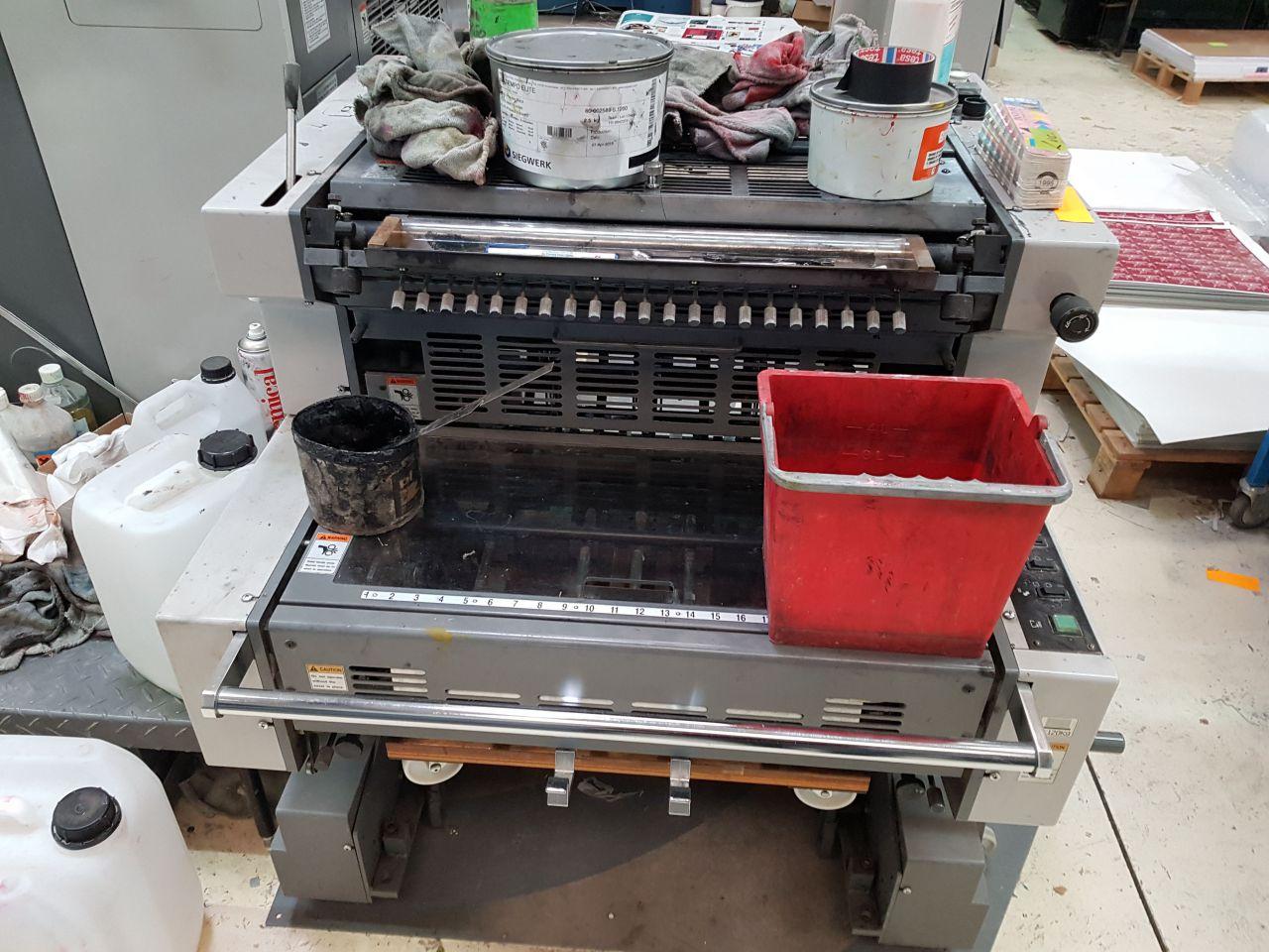 RYOBI 522 GE, Year : 2009, ref.69085 | www.coci-sa.com/en | 69085n_8.jpg