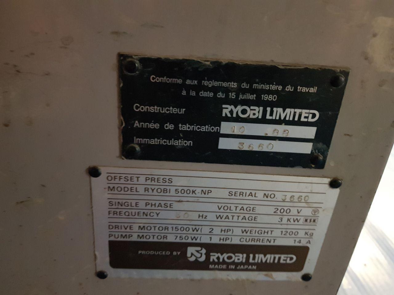 RYOBI 500k, Year : 1988, ref.69241 | www.coci-sa.com/en | 69241n_2.jpg