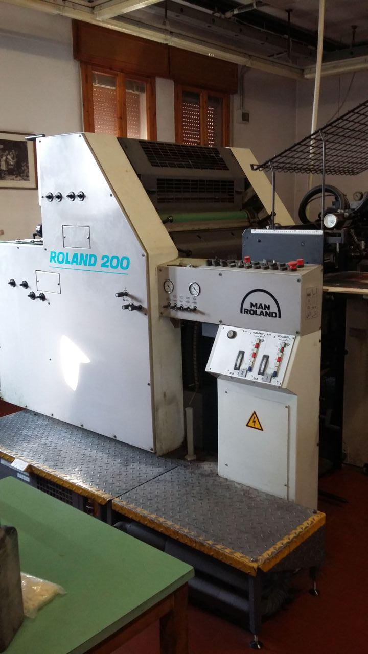 ROLAND 202 TOB, Year : 1995, ref.69315   www.coci-sa.com/en   69315n.jpg