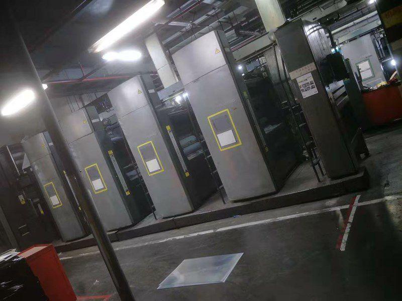 HEIDELBERG M600, Year : 2002, ref.69386 | www.coci-sa.com/en | 69386n.jpg