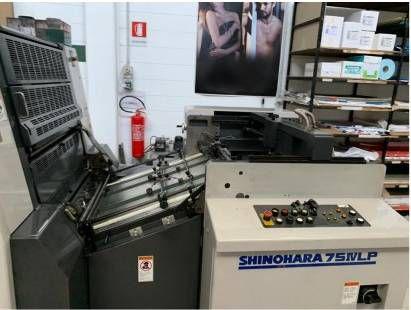 FUJI-SHINOHARA 75 IV, Year : 2003, ref.69562   www.coci-sa.com/en   69562n_1.jpg