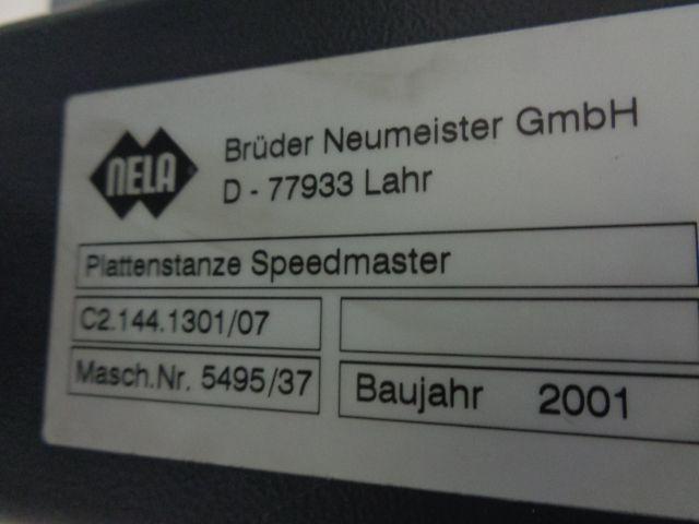 PUNCH HEIDELBERG AUTOPLATE, Year : 2001, ref.69568 | www.coci-sa.com/en | 69568n.jpg