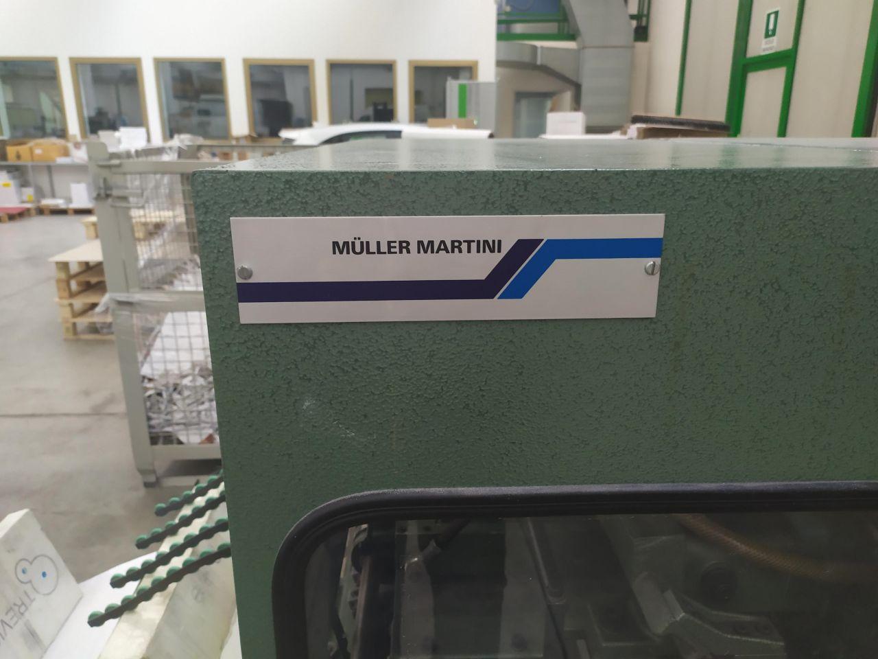 MULLER-MARTINI 321, Year : 1990, ref.69595 | www.coci-sa.com/en | 69595n_1.jpg