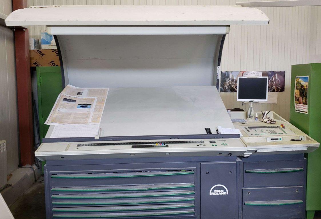 ROLAND 905 5 LV, Year : 2005, ref.69625 | www.coci-sa.com/en | 69625n_3.jpg