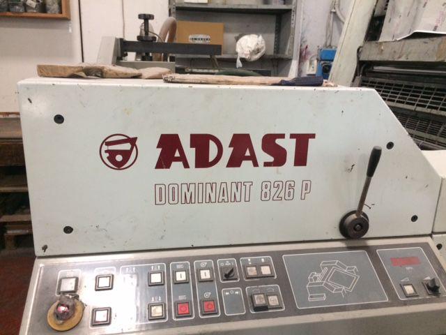 ADAST 826 P, Year : 1996, ref.69677 | www.coci-sa.com/en | 69677n_2.jpg