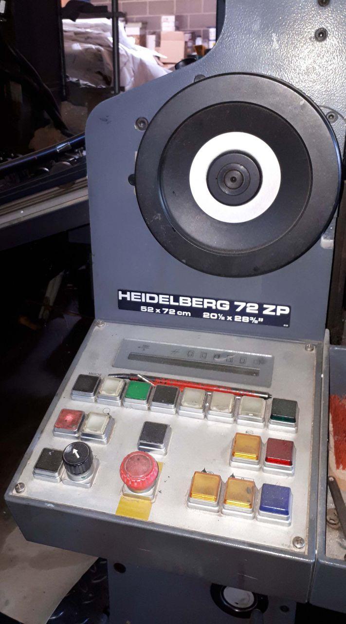 HEIDELBERG SPEED 72 ZP, Year : 1992, ref.69972 | www.coci-sa.com/en | 69972n_1.jpg