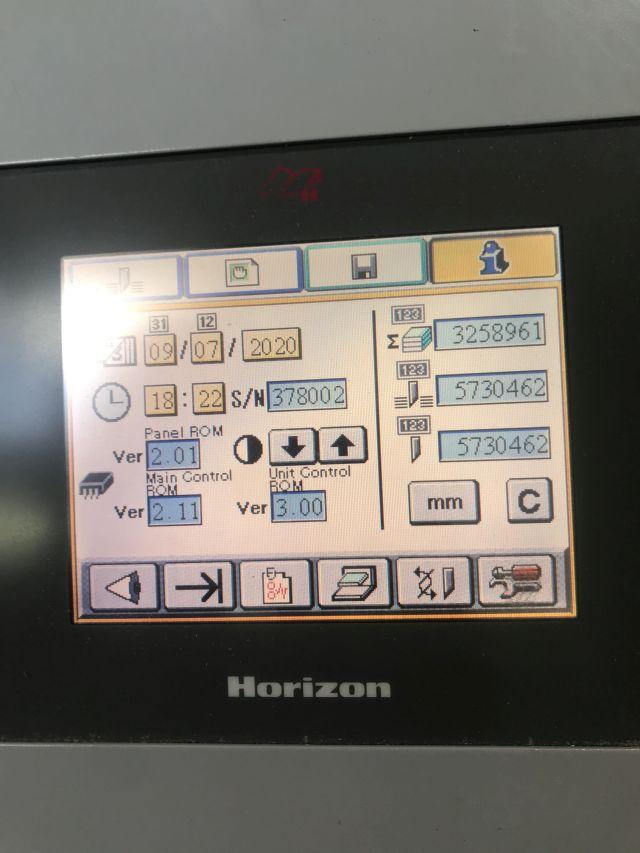 HORIZON HT30, Year : 2014, ref.69974 | www.coci-sa.com/en | 69974n_2.jpg