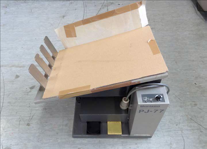 HORIZON MC 80 , Rocznik : 1993, ref.70156   www.coci-sa.com/pl   70156n_4.jpg