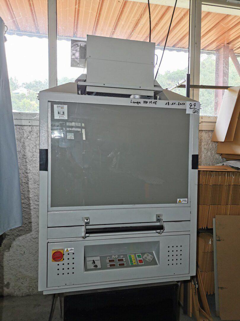 ATAG PLATEMAKING, Year : 2005, ref.70186 | www.coci-sa.com/en | 70186n_1.jpg