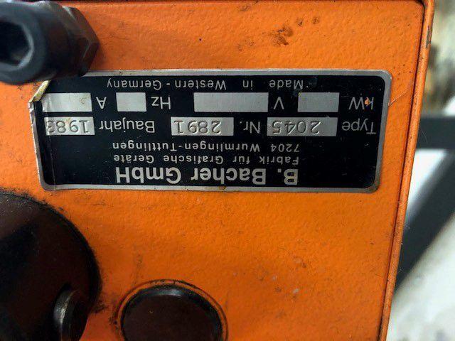 BACHER 2045, Year : 1983, ref.70447 | www.coci-sa.com/en | 70447n_1.jpg