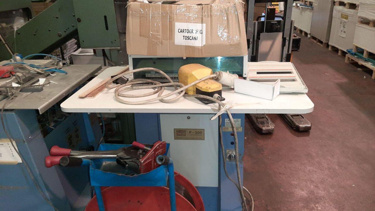RILECART TSR 500, Year : 2001, ref.70598 | www.coci-sa.com/en | 70598n.jpg