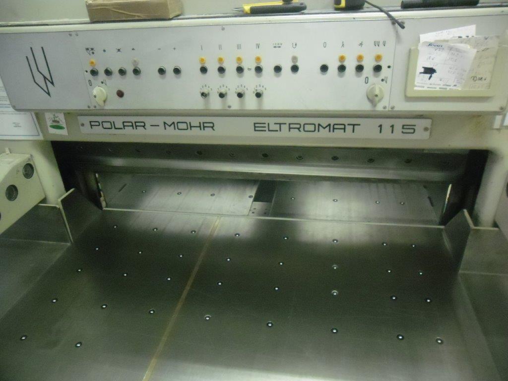 POLAR 115 EL, Year : 1971, ref.70667 | www.coci-sa.com/en | 70667n_6.jpg
