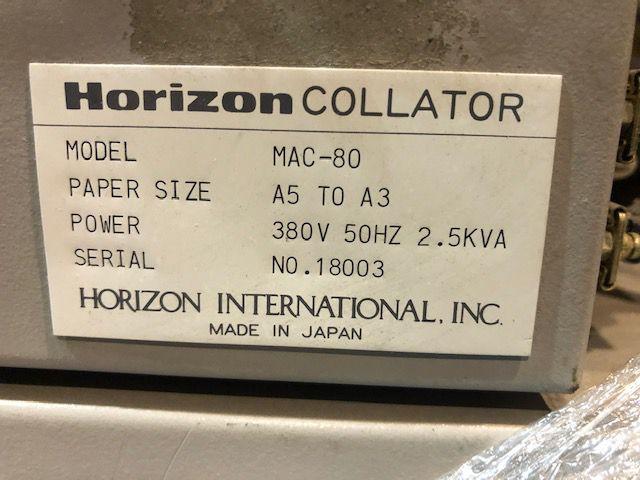 HORIZON MC 80 , Year : 1995, ref.70717 | www.coci-sa.com/en | 70717n.jpg