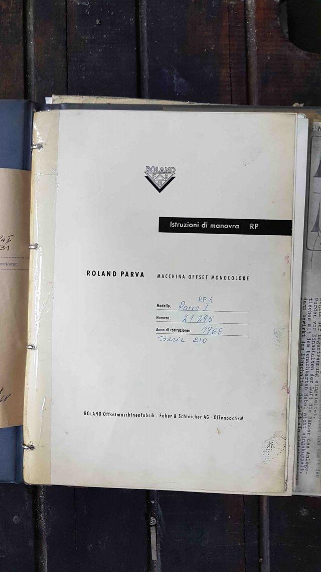ROLAND RP 1, Year : 1968, ref.70759 | www.coci-sa.com/en | 70759n_5.jpg