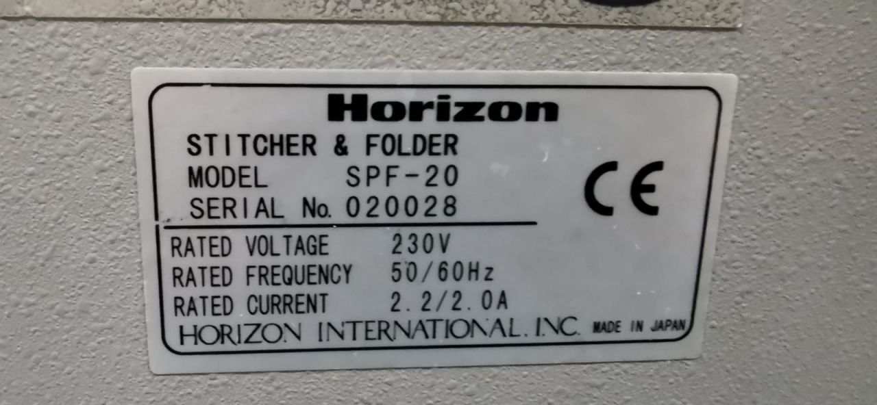 HORIZON VAC 100, Year : 2000, ref.70824 | www.coci-sa.com/en | 70824n_4.jpg