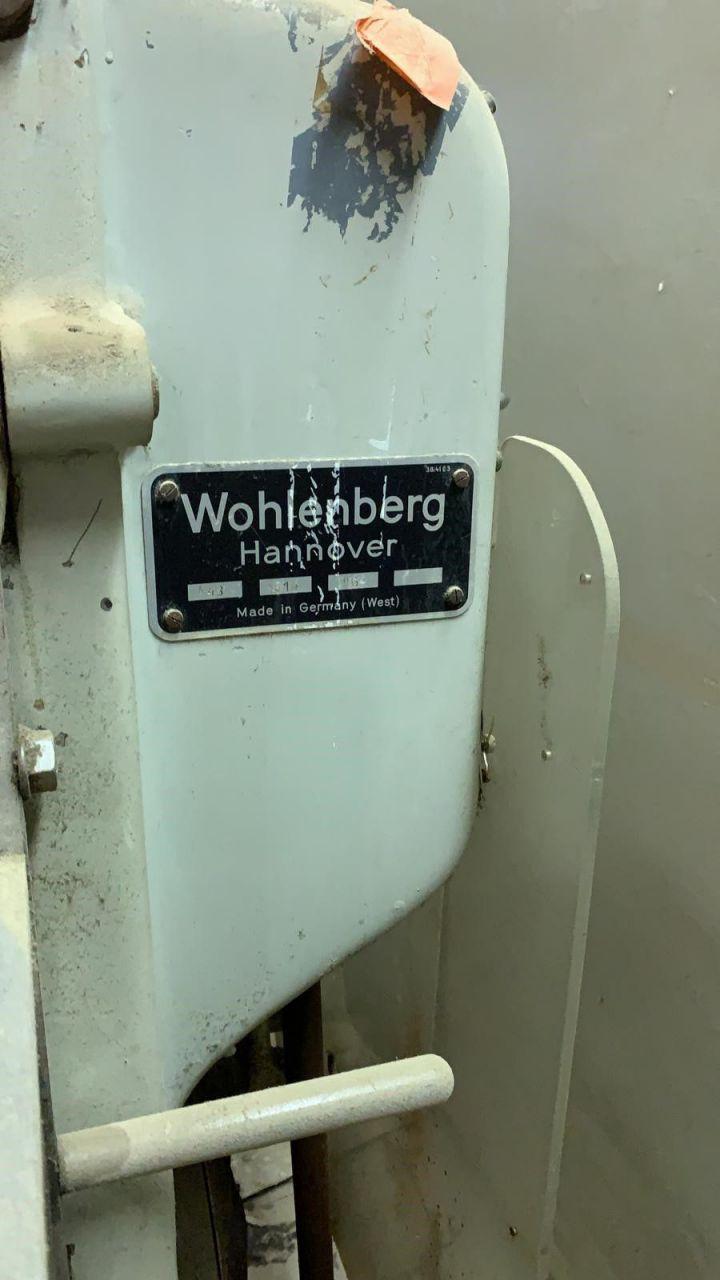 WOHLENBERG A 43, Year : 1964, ref.70922 | www.coci-sa.com/en | 70922n.jpg