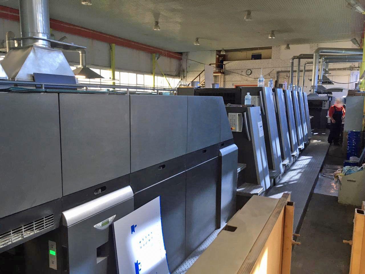 HEIDELBERG XL 75 6 LX, Year : 2012, ref.70961 | www.coci-sa.com/en | 70961n_2.jpg
