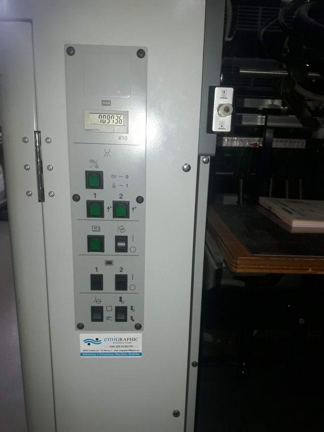 RYOBI 522 GE, Year : 2008, ref.71034 | www.coci-sa.com/en | 71034n_1.jpg