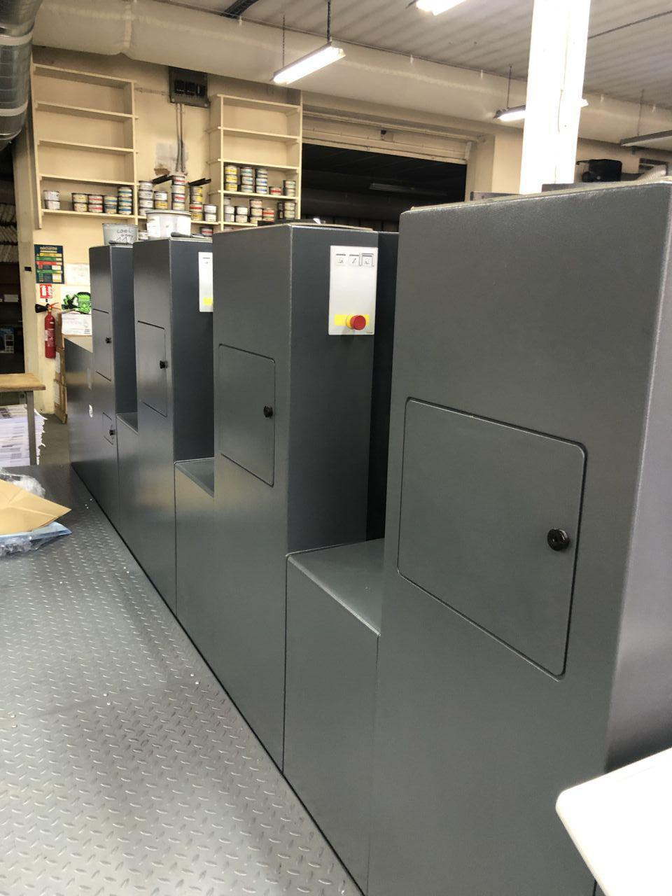HEIDELBERG SX 52 4, Year : 2017, ref.71100 | www.coci-sa.com/en | 71100n_2.jpg