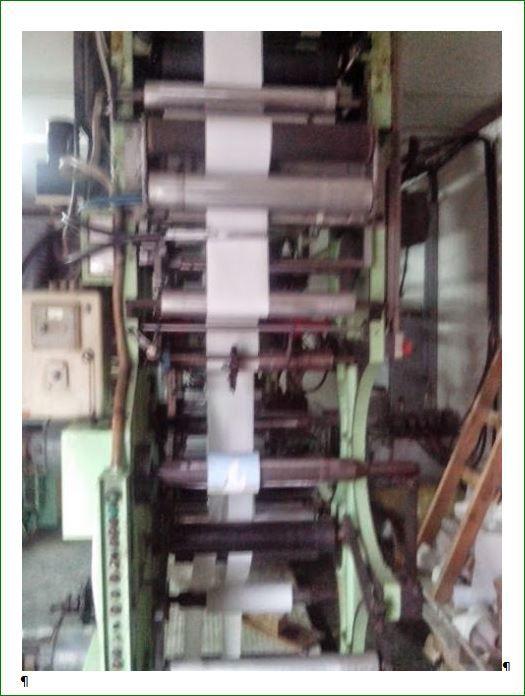 FLEXOGRAPHIC-MACHINE FLEXOTECNICA, Year : 1980, ref.71120 | www.coci-sa.com/en | 71120n_6.jpg