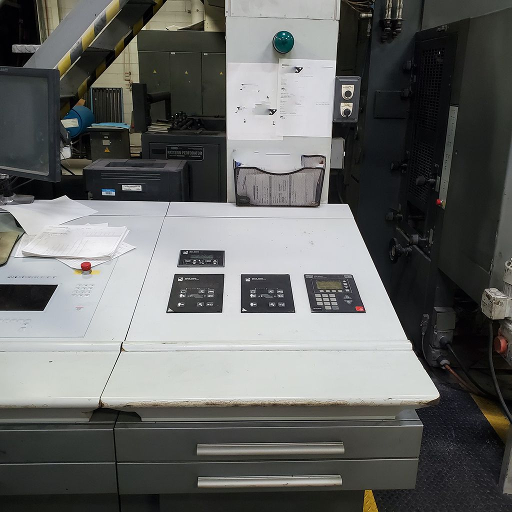 HEIDELBERG M600, Year : 2002, ref.71140 | www.coci-sa.com/en | 71140n_5.jpg