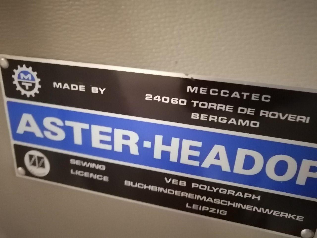 ASTER HEADOP, Year : 1989, ref.71144 | www.coci-sa.com/en | 71144n_1.jpg
