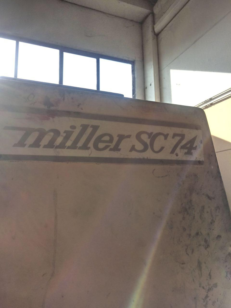 MILLER SC 74, Year : 1987, ref.71171 | www.coci-sa.com/en | 71171n.jpg