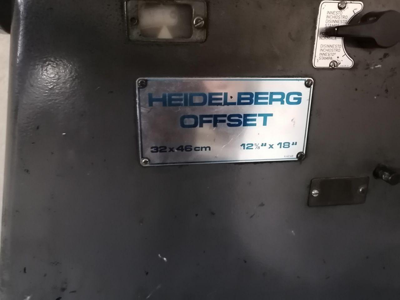 HEIDELBERG GTO 46, Year : 1980, ref.71254 | www.coci-sa.com/en | 71254n_2.jpg