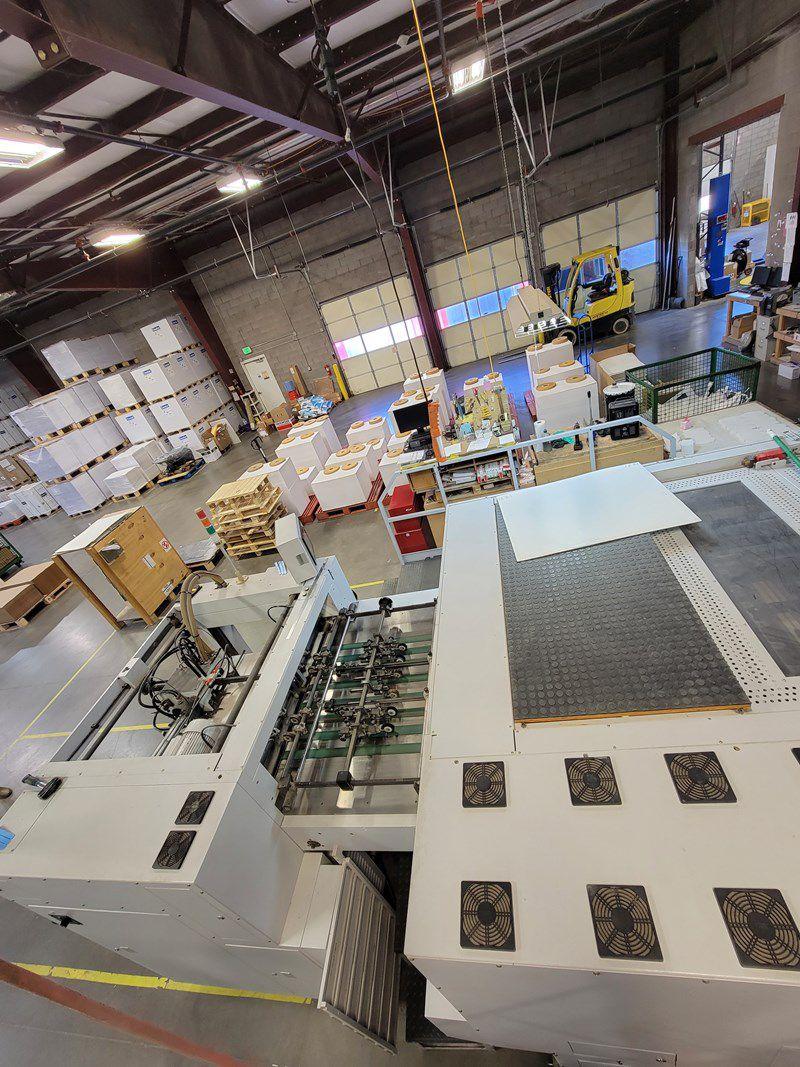 HEIDELBERG VARIMATRIX 105, Year : 2011, ref.71290 | www.coci-sa.com/en | 71290n_2.jpg