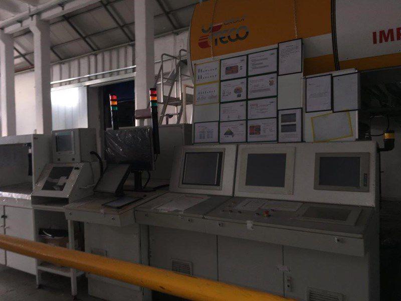 ROTOGRAVURE-MACHINE PRINTING OF FLEXIBLE PACKAGES, Year : 2014, ref.71326   www.coci-sa.com/en   71326n.jpg